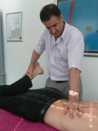 Gently Mobilising the Lumbar Spine